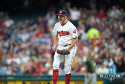 Indians planejam usar Trevor Bauer como reliever nos playoffs - The Playoffs
