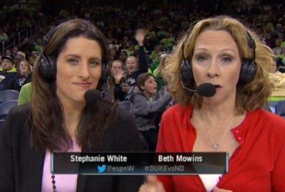 ESPN americana anuncia primeiro Monday Night Football com narração feminina da história - The Playoffs