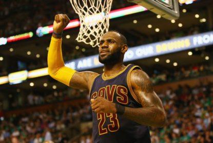 Cavaliers atropelam os Celtics e fazem 2 a 0 nas finais do Leste - The Playoffs