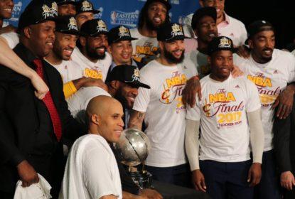Cleveland Cavaliers se impõe sobre o Boston Celtics e se torna tricampeão do Leste - The Playoffs