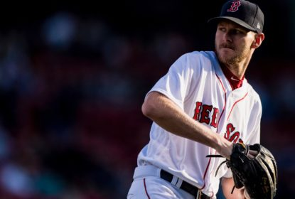 Arremessador dos Red Sox, Chris Sale passa por cirurgia Tommy John - The Playoffs