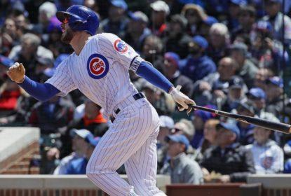 Cubs batem Reds com grand slam de Javier Baez - The Playoffs