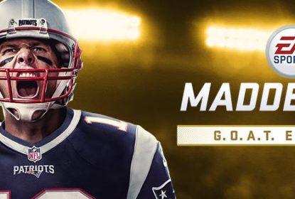Tom Brady confessa que não joga com o New England Patriots no Madden - The Playoffs