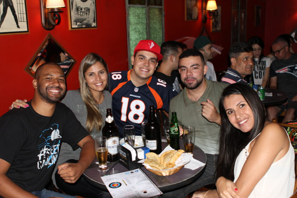 Festa do The Playoffs - Super Bowl LI