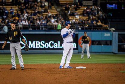 Com grand slam de Chris Taylor, Los Angeles Dodgers atropela Pittsburgh Pirates - The Playoffs