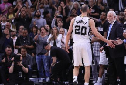 Após eliminação, Manu Ginobili dá como incerta sua aposentadoria do basquete - The Playoffs