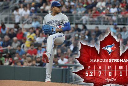 Marcus Stroman espera conseguir uma renovação longa com o Toronto Blue Jays - The Playoffs