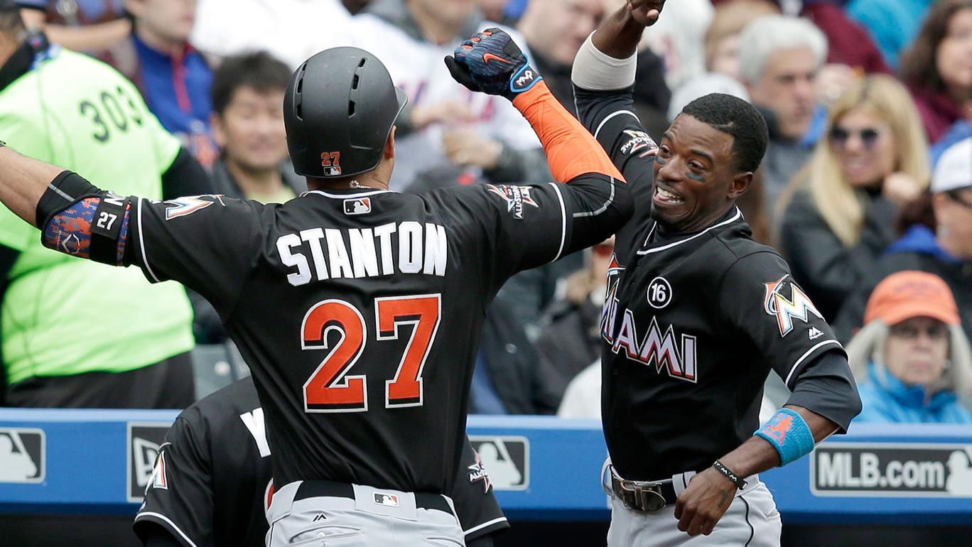 Miami Marlins atropela NY Mets