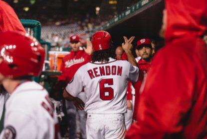 Nationals atropelam Mariners com show de Rendon - The Playoffs