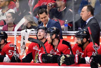 Guy Boucher sobre os Penguins: 'Todo mundo sabe que eles são a melhor equipe' - The Playoffs