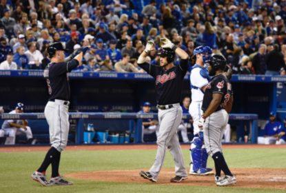 Indians vencem Blue Jays com HR de Yan Gomes - The Playoffs