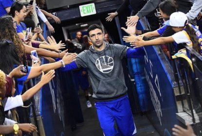 Após exames, Zaza Pachulia é liberado e pode voltar aos Warriors - The Playoffs