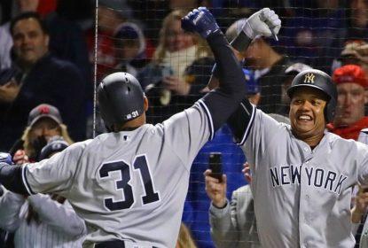 Aaron Hicks estende contrato de sete anos com o New York Yankees - The Playoffs