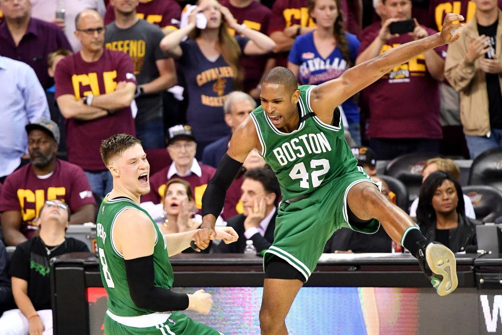 Horford desabafa após vitória dos Celtics no jogo 3 contra ...