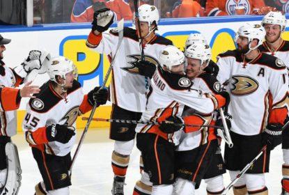 Silfverberg marca na prorrogação e Ducks empatam série contra Oilers - The Playoffs