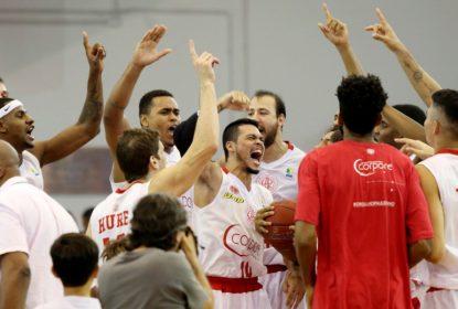 Depois de batalha de nervos, Paulistano bate Vitória e vai para as finais do NBB - The Playoffs