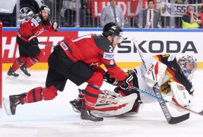 Canadá vence jogo duro contra Alemanha e avança no Mundial de Hóquei - The Playoffs