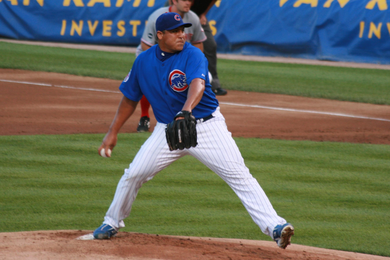 Carlos Zambrano planeja volta ao beisebol profissional - The Playoffs