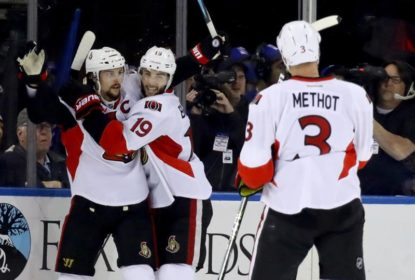 Senators eliminam Rangers e avançam para final do Leste - The Playoffs
