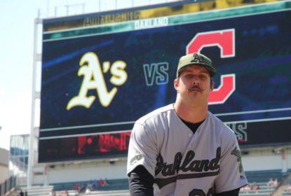 Daniel Mengden é chamado para substituir Kendall Graveman no roster dos Athletics - The Playoffs