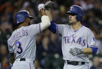 Texas Rangers mantém boa fase e vence Detroit Tigers fora de casa - The Playoffs