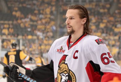 Erik Karlsson se recupera de lesão e poderá defender Senators em jogo contra Canucks - The Playoffs