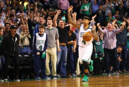 Isaiah Thomas faz 53 pontos e Celtics vencem Wizards na prorrogação - The Playoffs