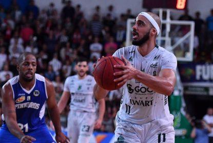 Bauru vence Pinheiros em casa e ganha sobrevida nas semifinais do NBB - The Playoffs