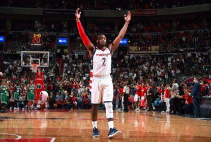 John Wall lidera Wizards em vitória sobre os Celtics no Jogo 4 dos playoffs 2017