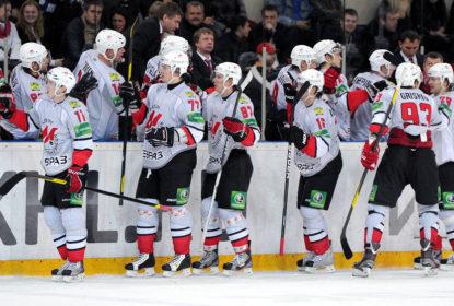 Metallurg Novokuznetsk é excluído da KHL - The Playoffs