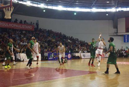 Paulistano segura reação final de Bauru para abrir 1 a 0 nas finais do NBB - The Playoffs