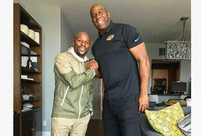 Floyd Mayweather quer ser dono de time na NBA - The Playoffs