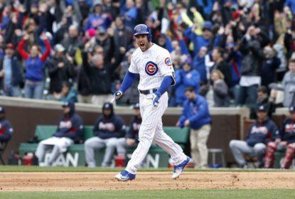 San Diego Padres adquire Matt Szczur em troca com o Chicago Cubs - The Playoffs