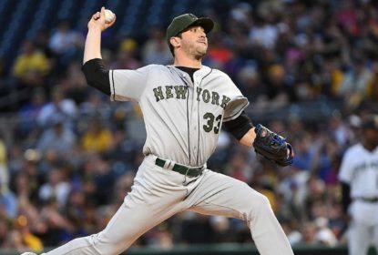 Buscando recuperação, Matt Harvey brilha e Mets atropelam Pirates - The Playoffs