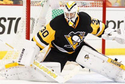 Matt Murray volta aos Penguins e ficará como reserva no jogo 7 - The Playoffs
