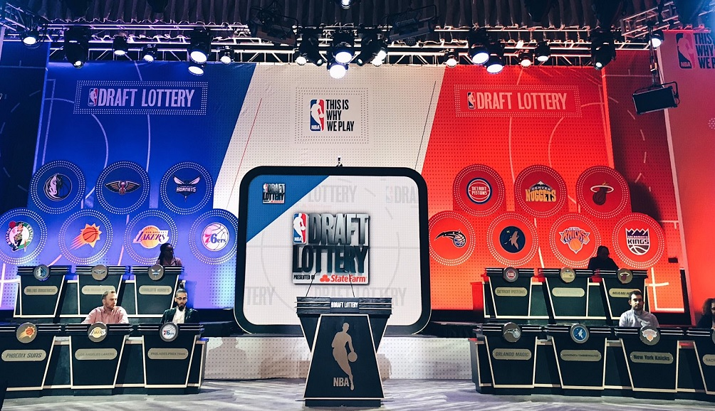 NBA Draft Lottery 2017