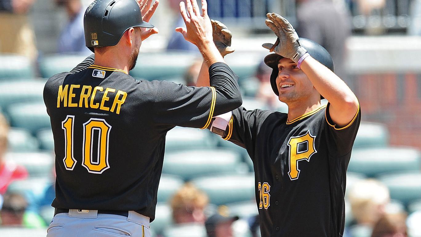 Pirates vencem Braves com cinco corridas na 2ª entrada
