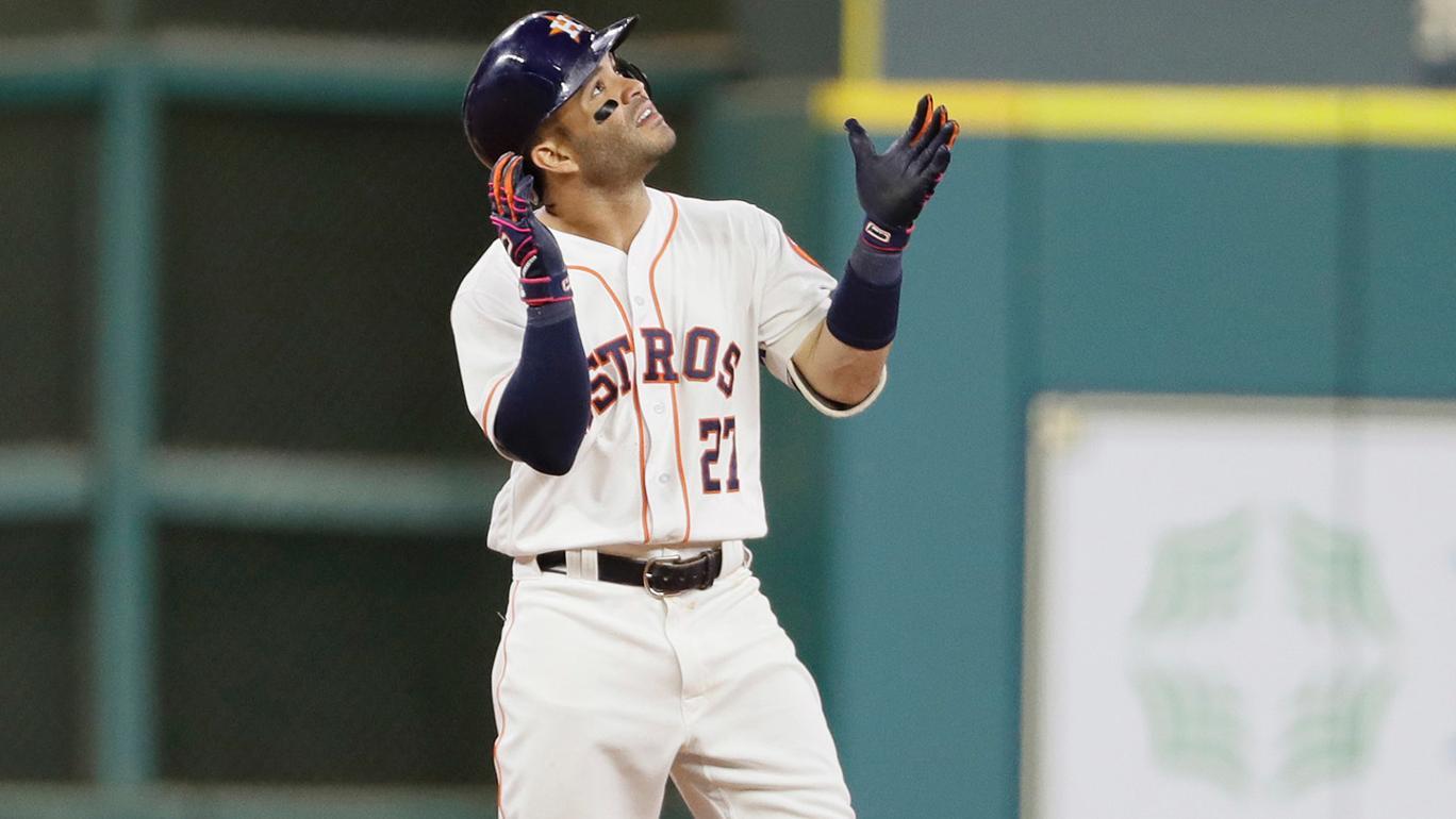 Enquanto isso, no Minute Maid Park: vitória do Houston Astros