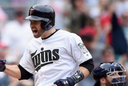 Brian Dozier se destaca em vitória dos Twins contra os Rays - The Playoffs