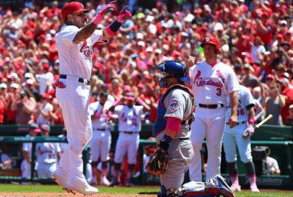 Cardinals fecham a porta e vencem o jogo contra os Cubs - The Playoffs