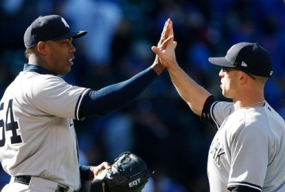 Yankees vencem Cubs de virada com home run de Brett Gardner - The Playoffs