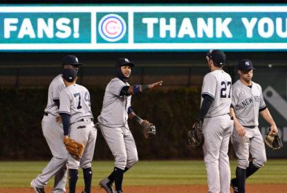 Em jogo de 18 entradas e quebras de recorde, Yankees vencem e varrem Cubs em Chicago - The Playoffs