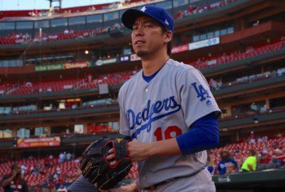 Dodgers colocam Kenta Maeda e Ross Stripling no bullpen - The Playoffs