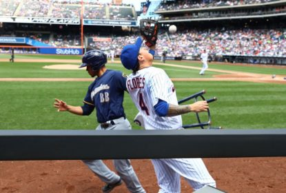 Brewers vencem Mets e Terry Collins é expulso - The Playoffs