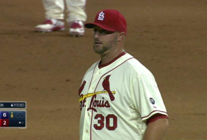 Jonathan Broxton é liberado pelo St. Louis Cardinals - The Playoffs