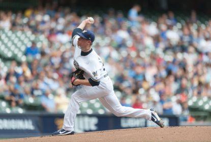 Chase Anderson assina por um ano com o Philadelphia Phillies - The Playoffs