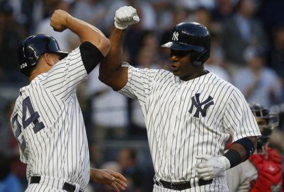 Com desempenho abaixo do esperado, Chris Carter é dispensado pelos Yankees - The Playoffs