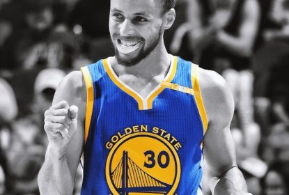 Curry e Warriors lideram vendas de camisas na NBA em 2017 - The Playoffs