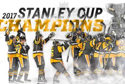 Pittsburgh Penguins vence Nashville Predators e é bicampeão da NHL - The Playoffs
