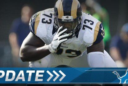 Rams trocam Greg Robinson para os Lions - The Playoffs